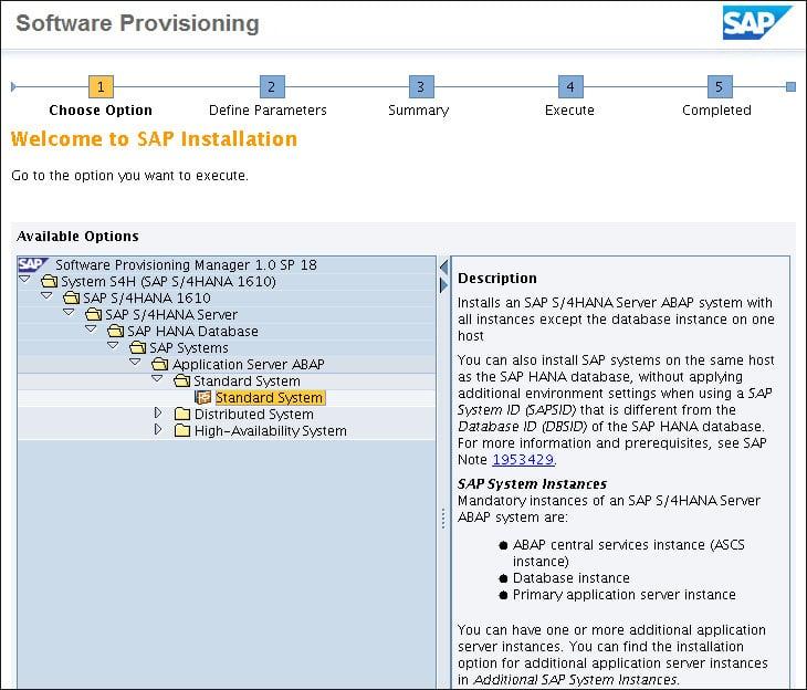 Software Provisioning