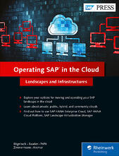 Operating SAP in the Cloud: Landscapes and Infrastructures
