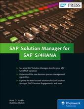 SAP Solution Manager for SAP S/4HANA