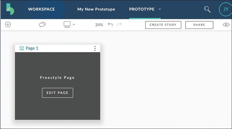 SAP Build Freestyle Prototype