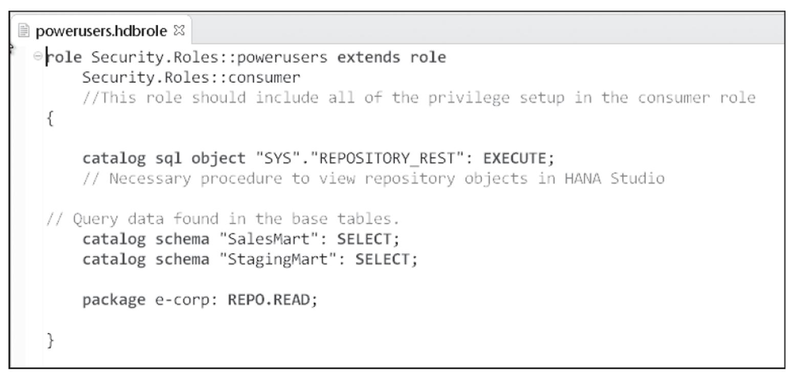 Poweruser Repository Role Script