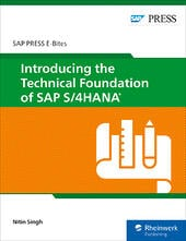 Introducing the Technical Foundation of SAP S/4HANA