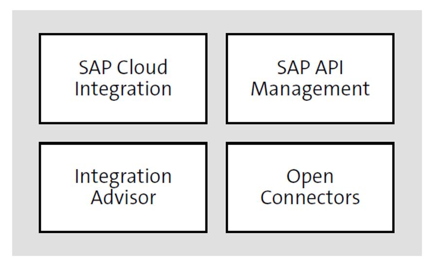 SAP Cloud Platform Integration Suite Components