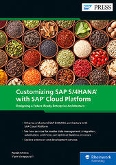 Customizing SAP S/4HANA with SAP Cloud Platform: Designing a Future-Ready Enterprise Architecture