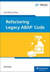 Refactoring Legacy ABAP Code