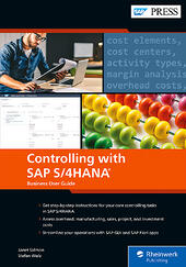 Controlling with SAP S/4HANA: Business User Guide