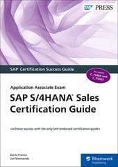 SAP S/4HANA Sales Certification Guide: Application Associate Exam