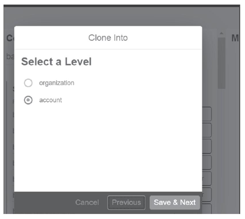 Clone Info