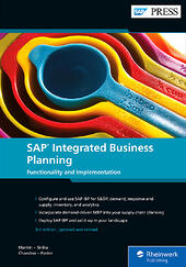SAP Integrated Business Planning: Functionality and Implementation