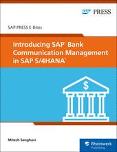 Introducing SAP Bank Communication Management in SAP S/4HANA