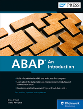 ABAP: An Introduction