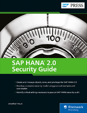SAP HANA 2.0 Security Guide