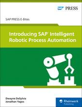 Introducing SAP Intelligent Robotic Process Automation