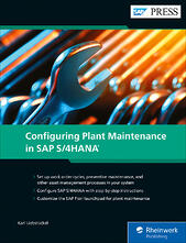 Configuring Plant Maintenance in SAP S/4HANA