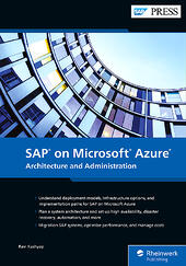 SAP on Microsoft Azure: Architecture and Administration