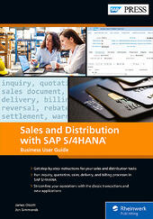 Sales and Distribution with SAP S/4HANA: Business User Guide